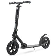 205mm Pneumatic Scooter - Black FR205P