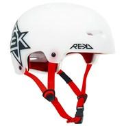 Elite Icon Semi Transparent Helmet - White