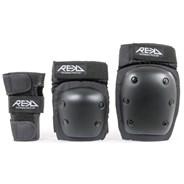 RKD600 Heavy Duty Triple Pad Set - Black