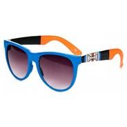 Dons Blue/Black/Orange Sunglasses