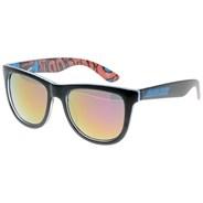 Screaming Insider Sunglasses - Black/Blue