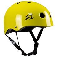 Lifer Helmet - Yellow Gloss