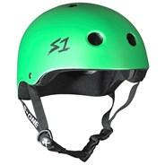 Lifer Helmet - Kelly Green
