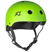 Lifer Helmet - Lime Matt