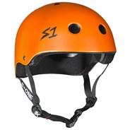 Lifer Helmet - Orange Matt