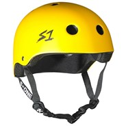 Lifer Helmet - Yellow Matt