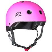 Mini Lifer Helmet - Pink Matt