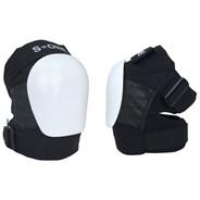 Pro Knee Pads - Black/White