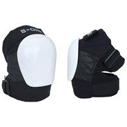 Pro Knee Pads - Black/White