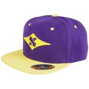 Original Snapback - Purple/Yellow