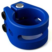 Nutron 2 Bolt Scooter Clamp - Blue