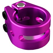 Nutron 2 Bolt Scooter Clamp - Purple