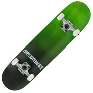Fade 7.75inch Complete Skateboard - Green