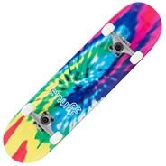 Tie-Dye 7.75inch Complete Skateboard