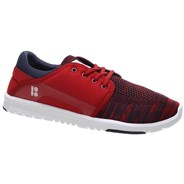 Scout YB Navy/Red/White Shoe