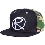 Rampworx Snapback LE 97.6 Cap Camo/Black/Camo
