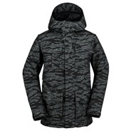 Alternate Insulated Jacket - Camo