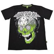 Muerte Skull S/S Kids T-Shirt - Black