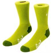 Micro OG Socks - Kelly Green