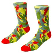 Jungle OG Socks - Red