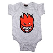Pacifire Babygrow - Heather