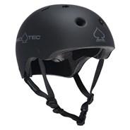 The Classic Helmet - Rubber Black