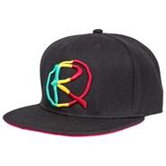 Rampworx Snapback LE 97.8 Cap Black/Rasta/Black