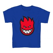 Bighead Fill Toddler/Infant S/S T-Shirt - Royal