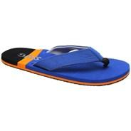 The Griff Sandal - Blue Stripe