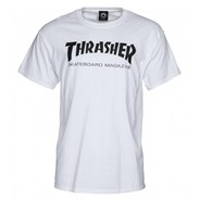 Skate Mag S/S T-Shirt - White