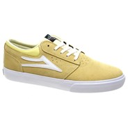 Griffin Dusty Yellow Suede Shoe