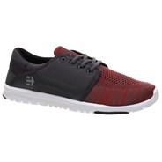 Scout YB Dark Grey/Red Shoe