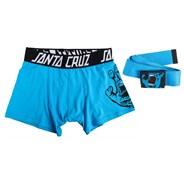 Screaming Hand Boxer & Web Belt Gift Set