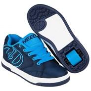 Propel 2.0 Navy/New Blue/Ballistic Kids Heely Shoe