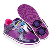 Twister Grape/Purple/Hot Pink Unicorn HX2 Heely Shoe