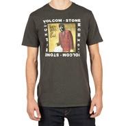 Scarro S/S T-Shirt - Black
