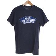 OTW S/S T-Shirt - Navy Heather/Imperial Blue V00JAYLWR