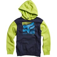 Reliever Youths Pullover Hoody - Navy