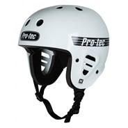 Full Cut Certified Helmet - Gloss White