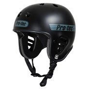 Full Cut Certified Helmet - Matte Black