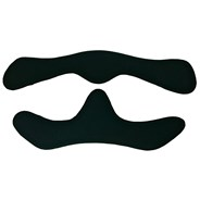 Lifer Helmet Terry Liner - Black