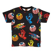 MFG SC Mashup S/S Youth T-Shirt - Black