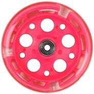 Zycom 125mm Light up front wheel - Pink