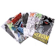 Heroin Spring 17 Sticker Pack