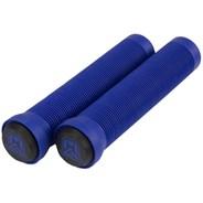 MGP Grind Handlebar Grips With Bar Ends - Blue