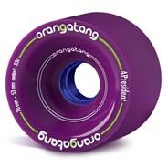 4President Longboard Wheels - Purple