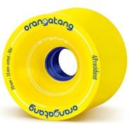 4President Longboard Wheels - Yellow