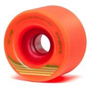 Cage Centreset Longboard Wheels - Orange