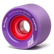 Keanu Centreset 66mm Longboard Wheels - Purple