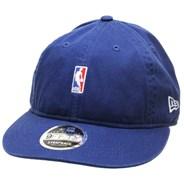 NBA Logo Low Profile 9FIFTY Strapback - Light Royal